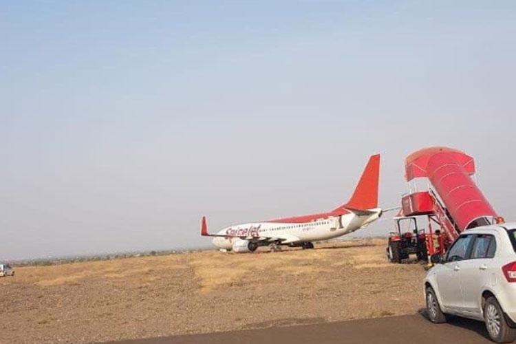Spicejet plane- India TV Hindi