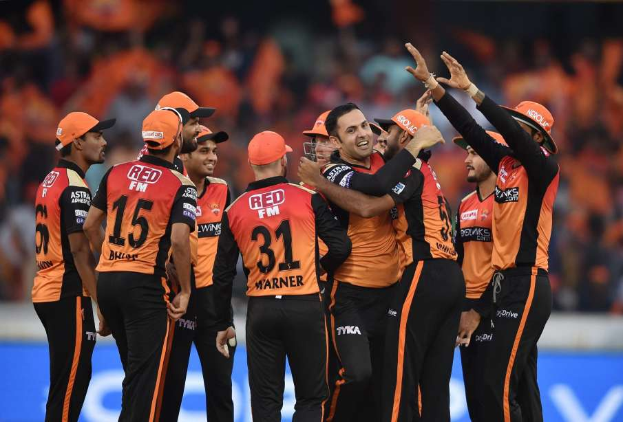 SRH vs KXIP लाइव क्रिकेट स्कोर IPL 2019: सनराइजर्स हैदराबाद बनाम किंग्स इलेवन पंजाब आईपीएल 2019 मैच - India TV Hindi