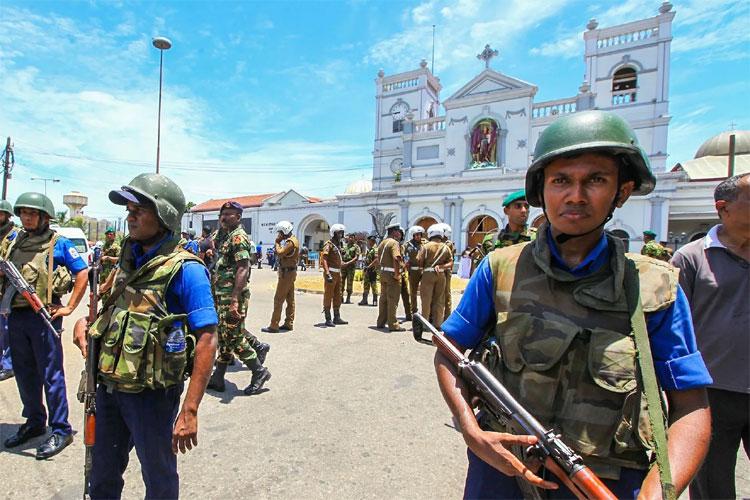 Sri Lankan suicide bomber studied engineering at UK university | AP- India TV Hindi