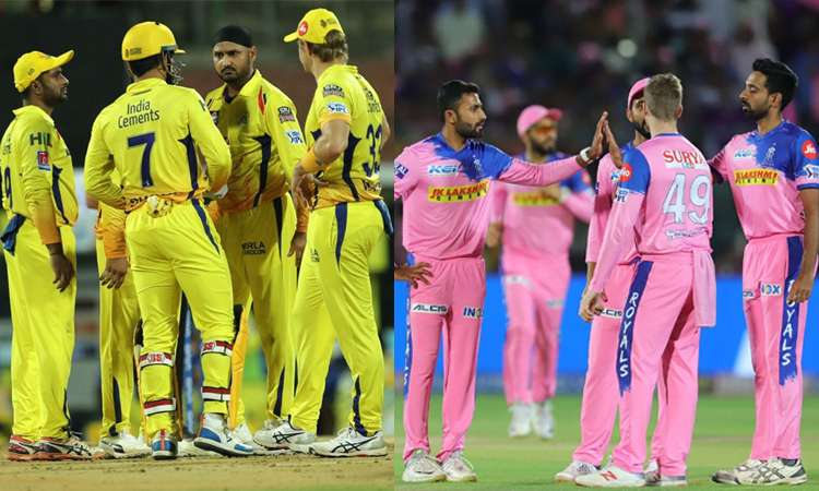 Chennai Super Kings vs Rajasthan royals match preview ipl 2019 match 25- India TV Hindi