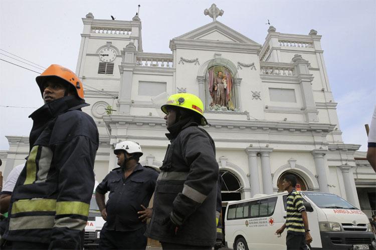 Srilanka Blast- India TV Hindi