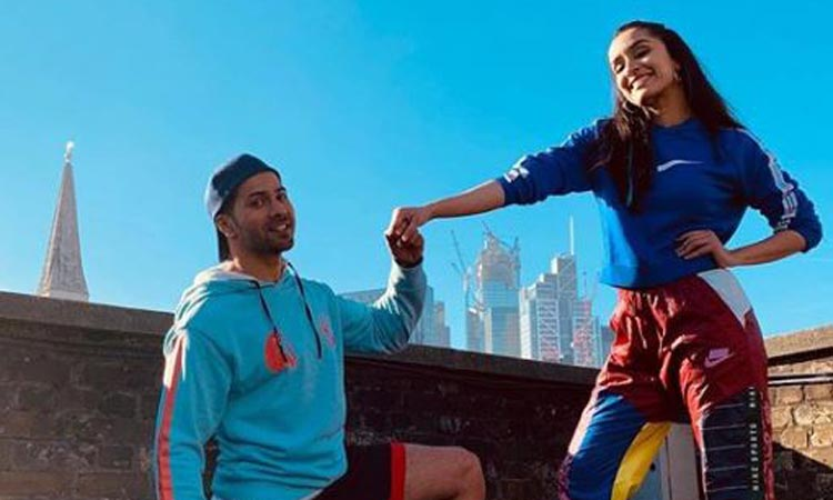Varun Dhawan and Shraddha Kapoor- India TV Hindi