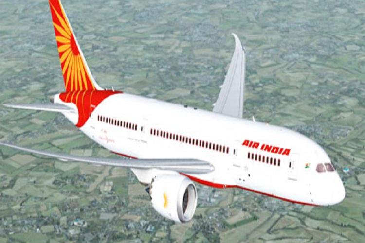 air india emergency landing- India TV Hindi