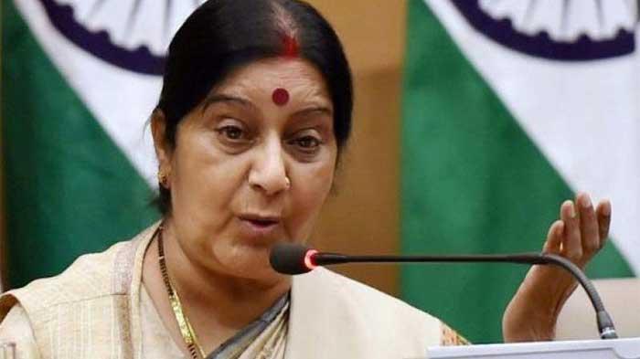 श्रीलंका, पुलवामा हमलों ने भारत को आतंकवाद से लड़ने के लिए और प्रतिबद्ध बनाया: स्वराज- India TV Hindi
