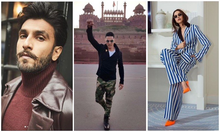 Ranveer singh, akshay kumar and deepika padukone- India TV Hindi