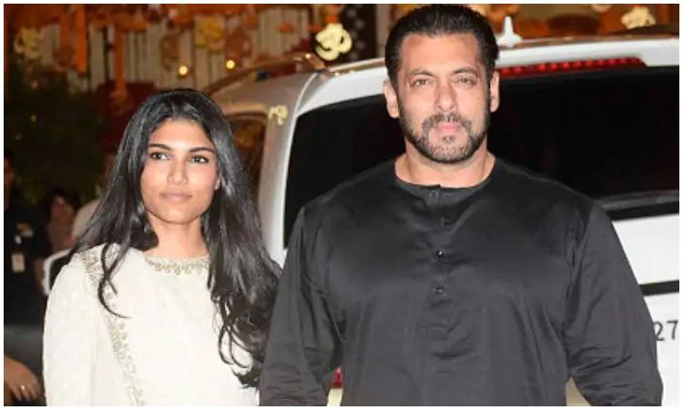Salman khan and alizeh agnihotri- India TV Hindi