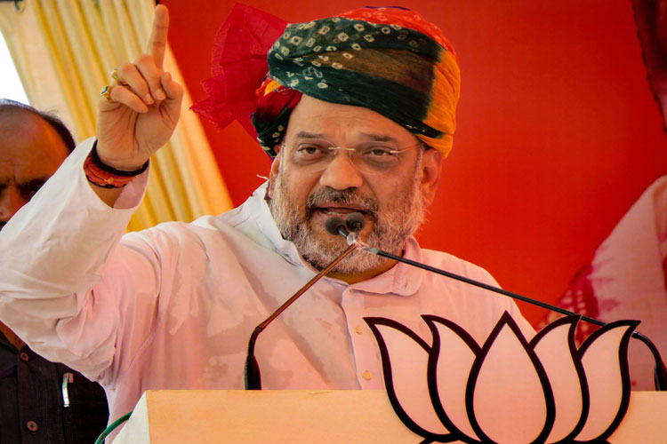 BJP to scrap Article 370 if voted back to power: Amit Shah- India TV Hindi