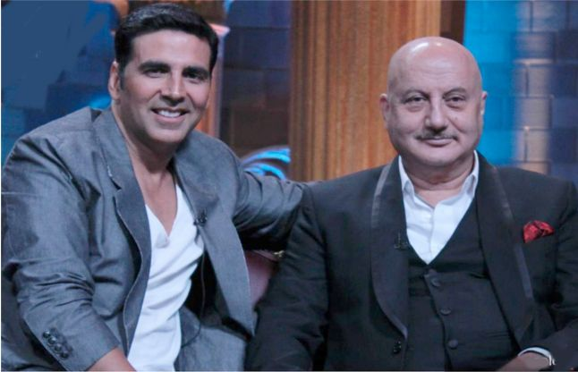 akshay kumar and anupam kher- India TV Hindi
