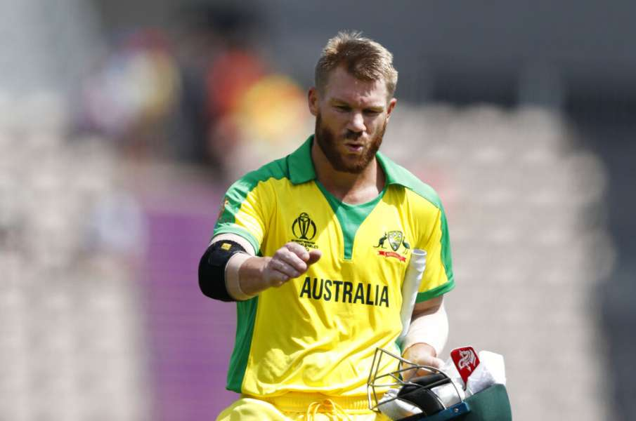 David Warner and Steve Smith booed By Crowd In England - India TV Hindi