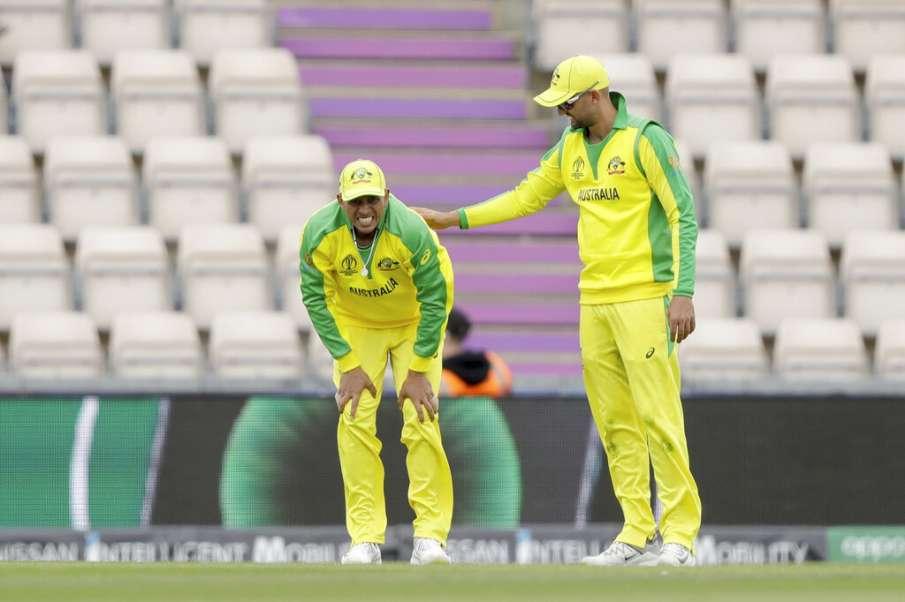 World Cup 2019: ऑस्ट्रेलिया को लगा बड़ा झटका! अभ्यास मैच के दौरान चोटिल हुए उस्मान ख्वाजा - India TV Hindi