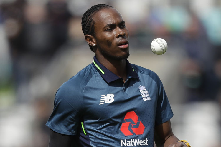 Jofra Archer Speaking before taking part in  first World Cup, I Know How to deal with pressure- India TV Hindi