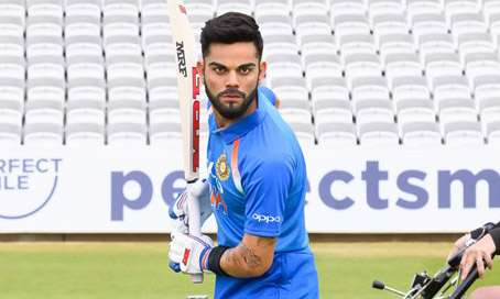 Before the World Cup 2019 Madam Tussaud unveiled Virat Kohli's wax statue at Lords- India TV Hindi