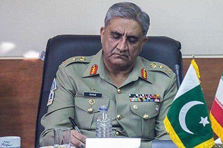 General Bajwa of Pakistan endorses death sentence for retired brigadier, a civilian for 'espionage, - India TV Hindi