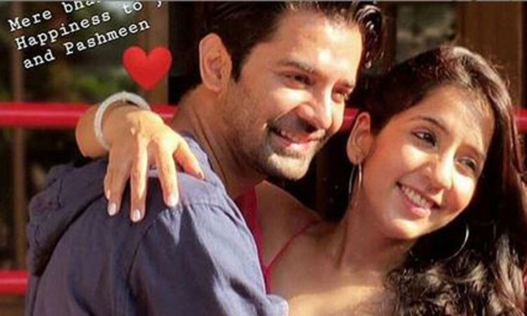 Barun Sobti, Pashmeen Manchanda- India TV Hindi