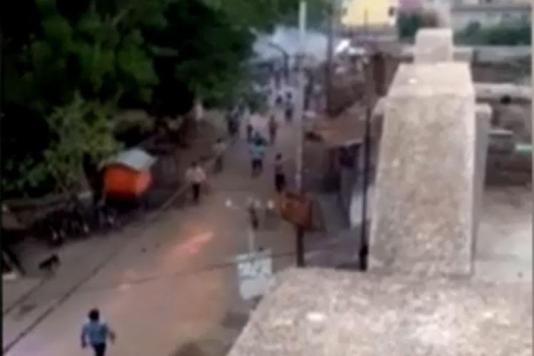 West Bengal Violence: Bomb hurled at BJP rally in Bhirbhum - India TV Hindi