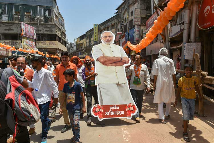 BJP Supporters (File photo)- India TV Hindi