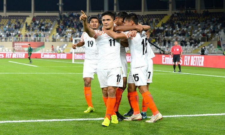 भारतीय फुटबॉल टीम- India TV Hindi