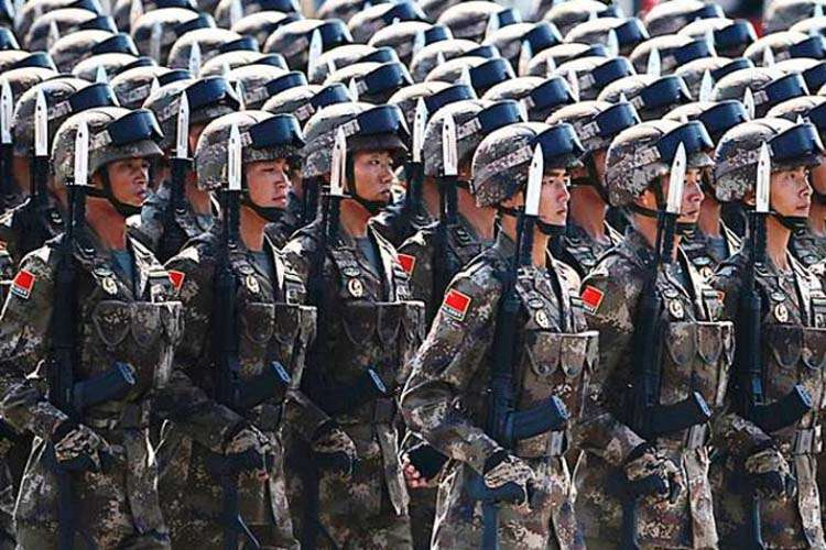 China Army- India TV Hindi
