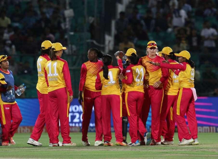 Womens T20 Challenge 2019 : Smriti Mandhana (90) and bowlers allowed trailblazers to win two runs- India TV Hindi