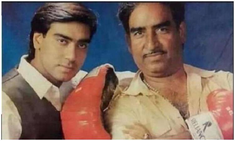 Ajay devgn and veeru devgn- India TV Hindi