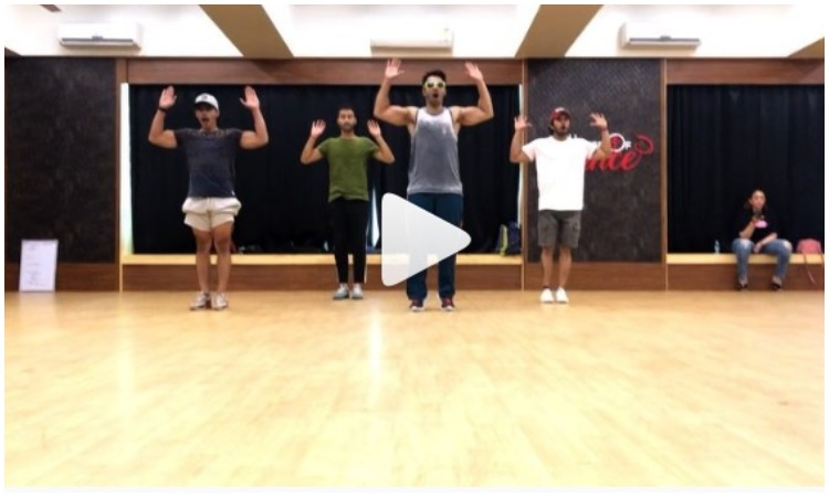 varun dhawan dance video- India TV Hindi