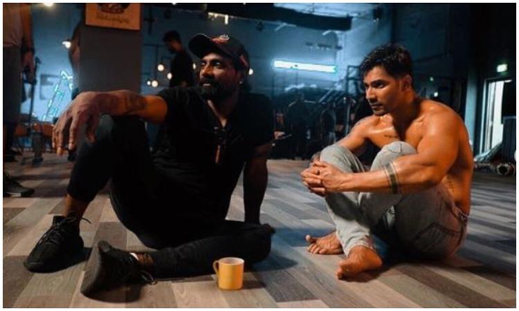 Remo D'souza and varun dhawan- India TV Hindi