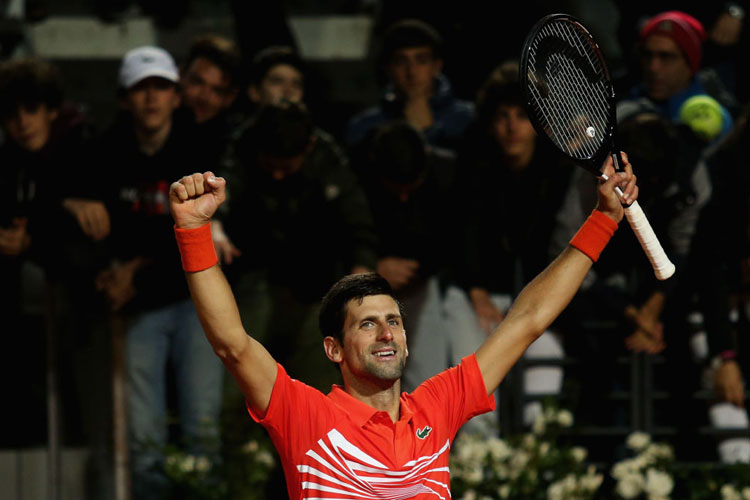 French Open: Novak Djokovic entered in third round- India TV Hindi