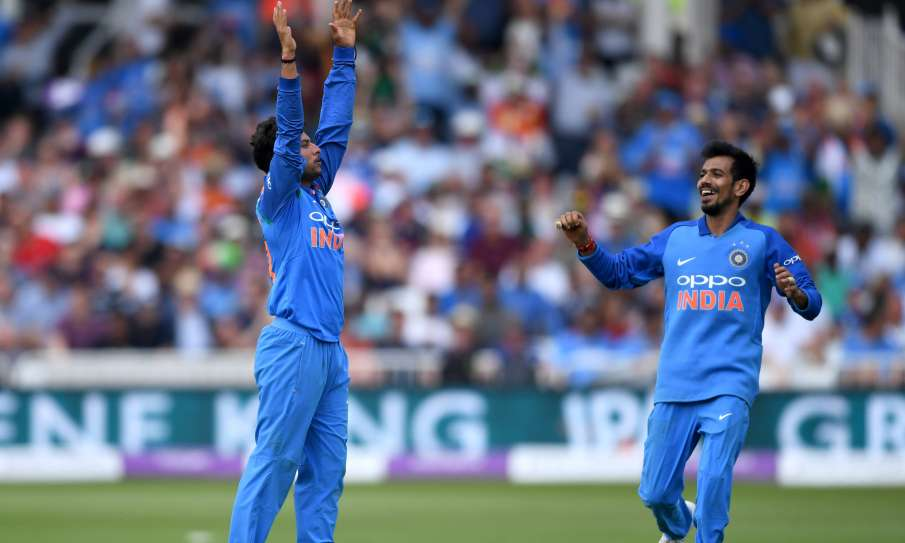 World Cup 2019: Kuldeep Yadav Returning in form is  good sign for India: yuzvenra chahal - India TV Hindi