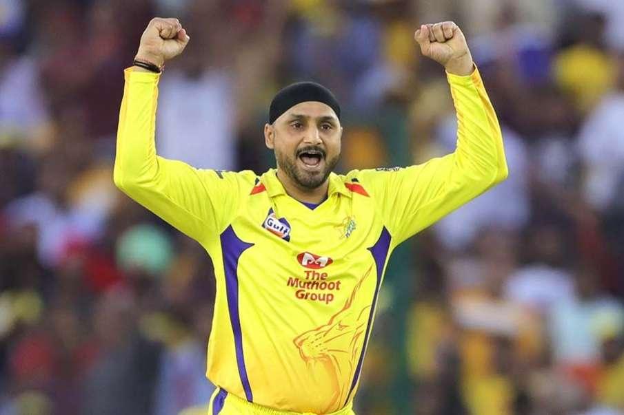 IPL 2019 Final: Harbhajan Singh angry on team hotel ahead of MI vs CSK- India TV Hindi