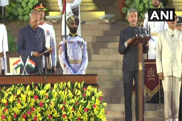Former Foreign Secretary Subrahmanyam Jaishankar takes...- India TV Hindi