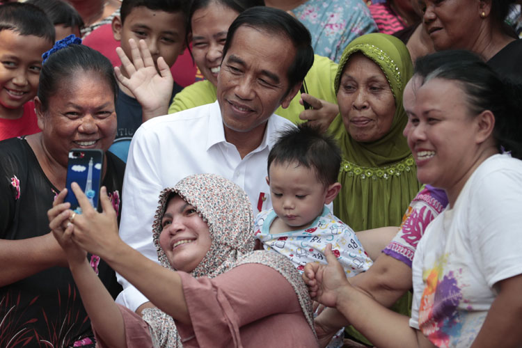 Indonesia election: Joko Widodo secures second term as...- India TV Hindi