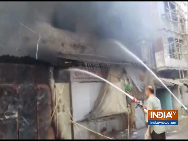 Kanpur Fire- India TV Hindi