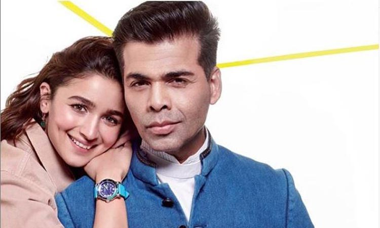 Alia Bhatt Sidharth Malhotra Arjun Kapoor and many more actors wish Karan Johar on his birthday- India TV Hindi