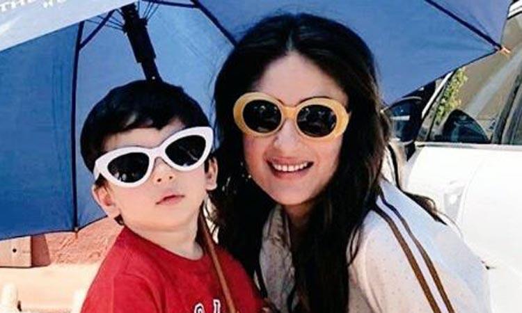 Kareena Kapoor Khan, Taimur Ali Khan- India TV Hindi