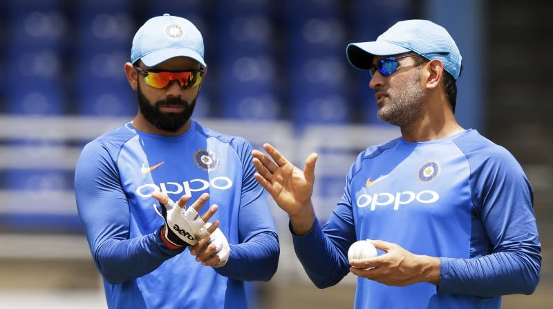 सुरेश रैना का बड़ा बयान, बोले- सभी कप्तानों का 'कप्तान' है एमएस धोनी- India TV Hindi