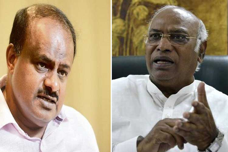 Kharge should have been made CM long time ago says...- India TV Hindi