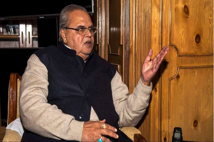 satyapal malik- India TV Hindi