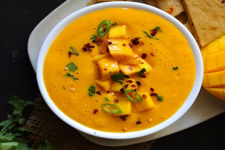 Spicy Mango Dip- India TV Hindi