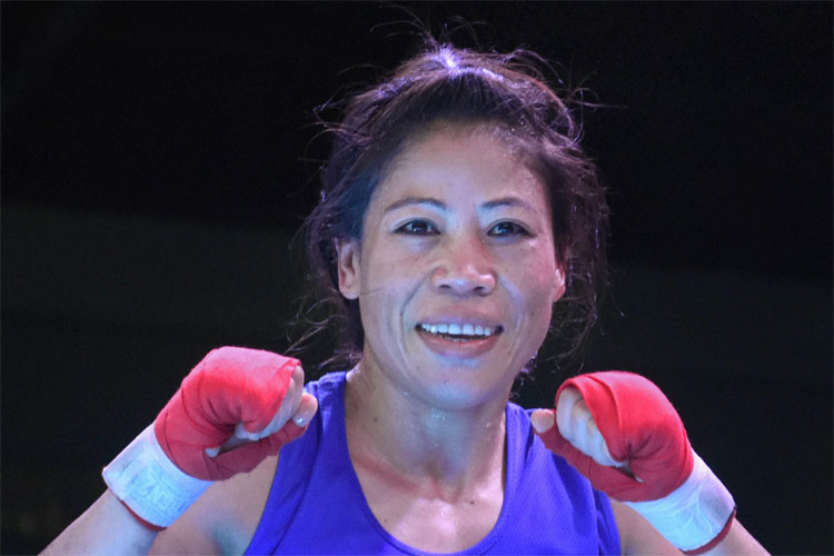 Indian Open Boxing: Mary, Sarita lead hosts' gold rush on final day- India TV Hindi