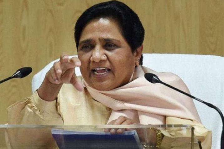 Mayawati suspends Ramveer Upadhyay from BSP- India TV Hindi