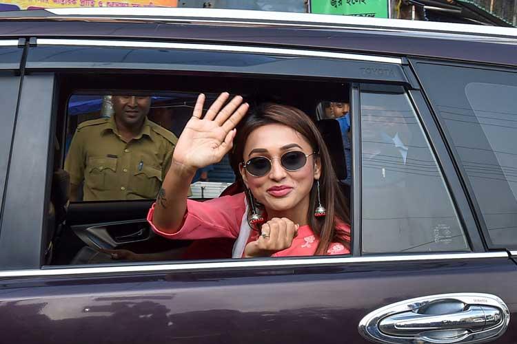 Mimi Chakraborty- India TV Hindi