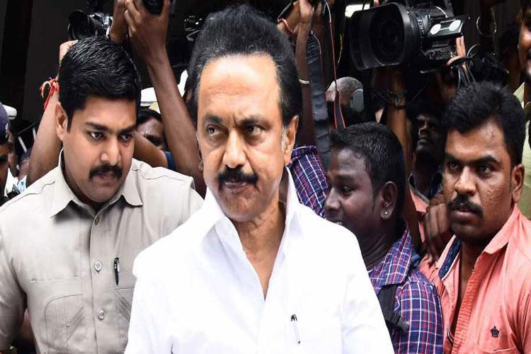 India is not Hindi speaking states alone: MK Stalin- India TV Hindi