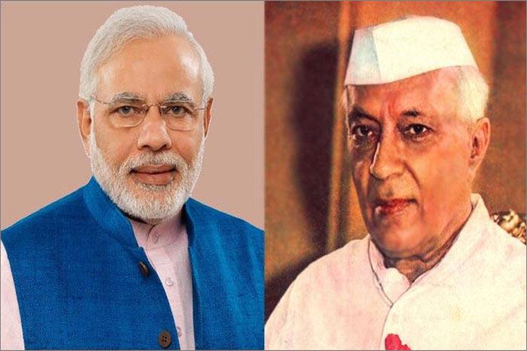 PM Modi pays tribute to Jawaharlal Nehru on 55th death anniversary- India TV Hindi