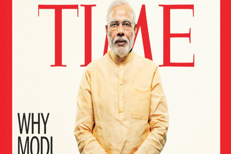 पीएम मोदी के बारे में TIME मैगजीन ने फिर छापा आर्टिकल, कही यह बड़ी बात- India TV Hindi