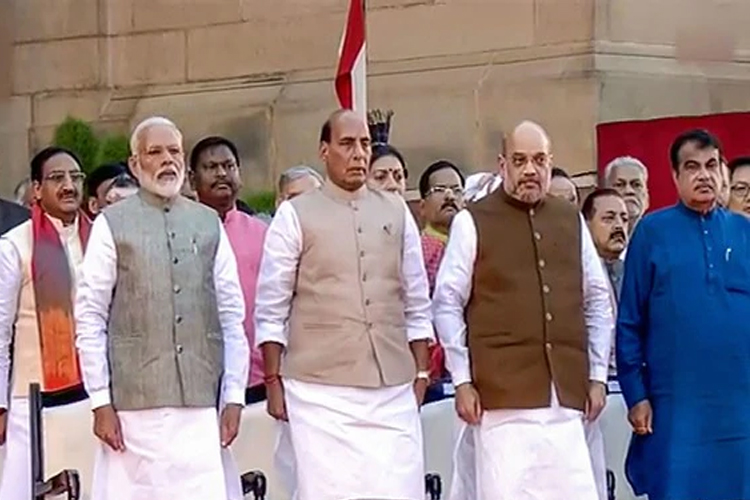 प्रधानमंत्री नरेन्द्र मोदी ने अपने पास रखे ये अहम मंत्रालय- India TV Hindi