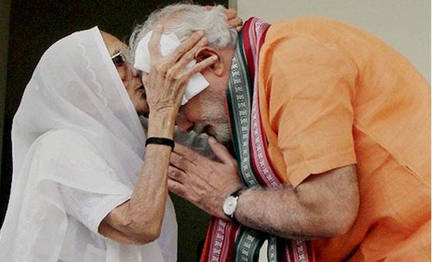 मोदी कल अपनी मां से मिलने गुजरात और सोमवार को वाराणसी जाएंगे- India TV Hindi