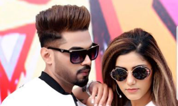 Sapna Choudhary and Wasim Sheikh's new song Nachke Dikha - India TV Hindi