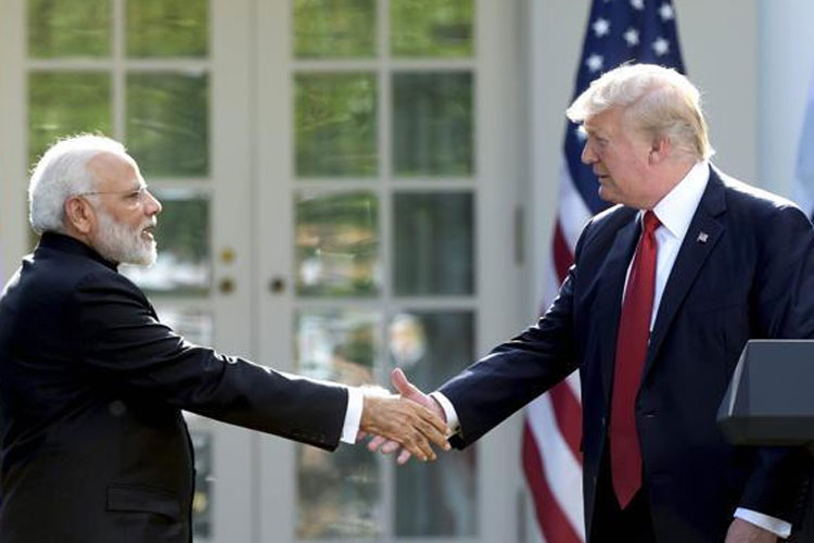 United States will work closely with 'great ally' India, says Trump administration | AP File- India TV Hindi
