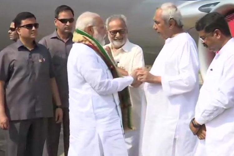 PM Narendra Modi and Odisha CM Naveen Patnaik | ANI- India TV Hindi