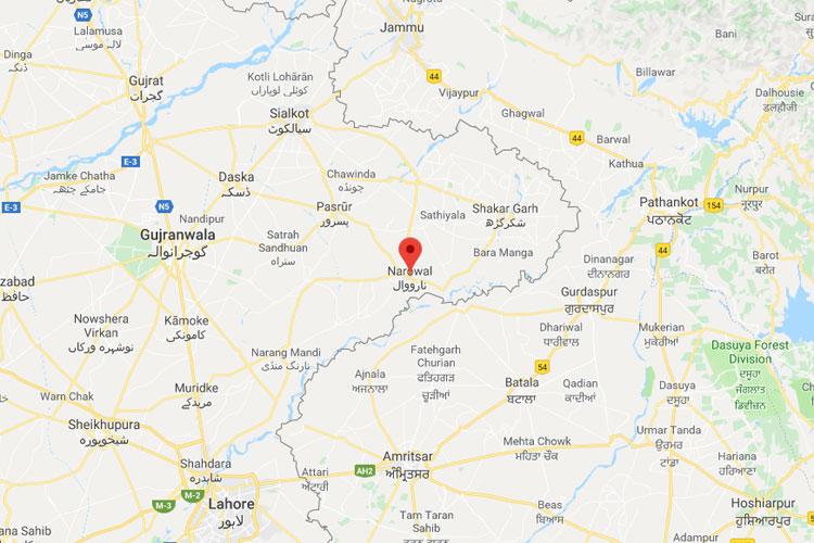 Historical 'Guru Nanak palace' demolished by locals in Narowal of Pakistan | Google Maps- India TV Hindi